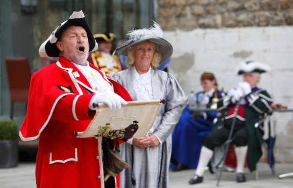 National Town Criers Competition